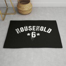 Household 6 - Slang - Military Home Command - Rug