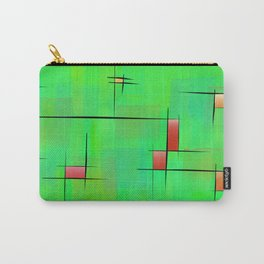 Ossipiana V1 - red tulips Carry-All Pouch