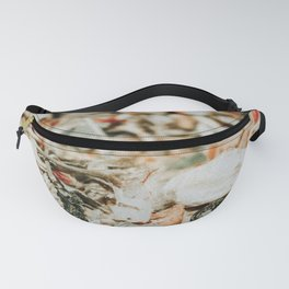 abstract herbal floral print Fanny Pack