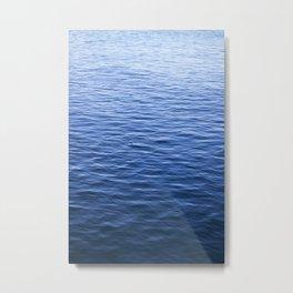 Fort Point Channel, Atlantic Ocean Metal Print