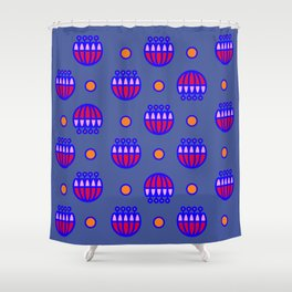 Flower Power 4.2 Shower Curtain