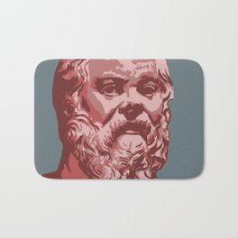 Socrates Bath Mat