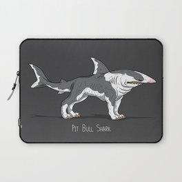 Pit Bull Shark Laptop Sleeve