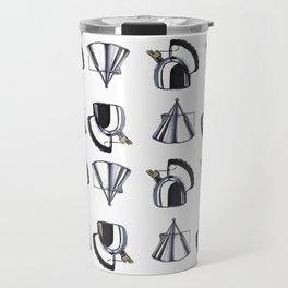 Teapots Travel Mug