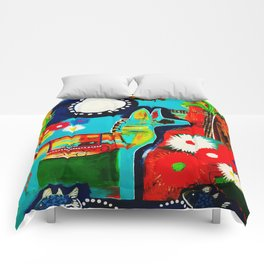 Mexican Love Comforters