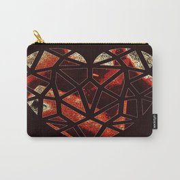 Broken Up Carry-All Pouch