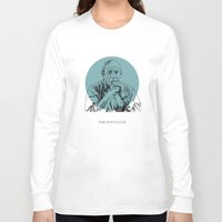 pablo picasso Long Sleeve T-shirts featuring Pablo Picasso by Mark McKenny
