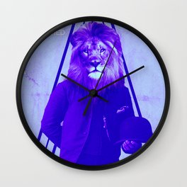 Statesman Wall Clock