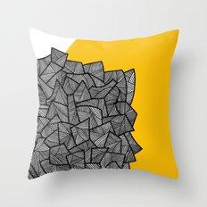 - burn - Throw Pillow