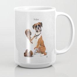 The Boxer Coffee Mug