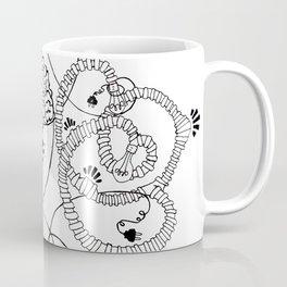 Egg Brain Coffee Mug