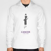 cancer Hoodies featuring Cancer by Cansu Girgin