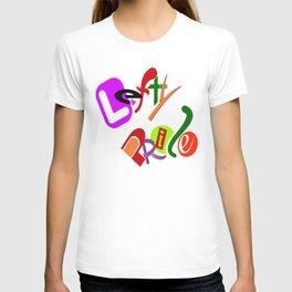 Lefty Pride T-shirt