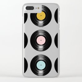 For the Record Clear iPhone Case