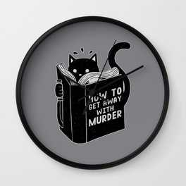 How to get away with murder Wall Clock