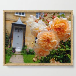 Blockley Village Cottage Cotswolds Gloucestershire Serving Tray