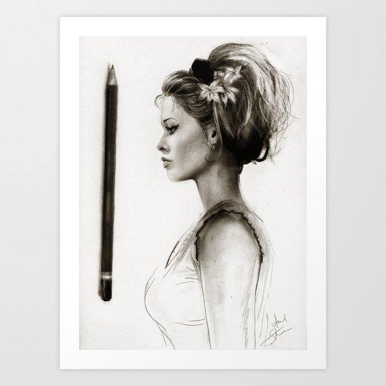 Creator Art Print