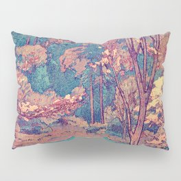 Birth of a Season Pillow Sham