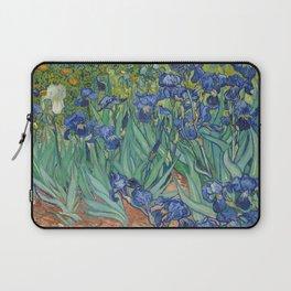 Irises by Vincent van Gogh Laptop Sleeve