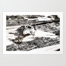 e33f090f2 Pocket Watch Art Prints | Society6
