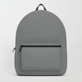 Dove Grey Backpack