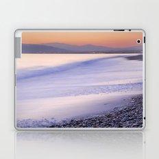 Orange calm at the sea Laptop & iPad Skin
