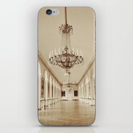 Dreaming of Grand Trianon, Versailles.  iPhone Skin