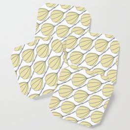 Provolone (cheese pattern) Coaster
