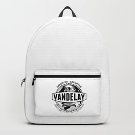 Indurstry Logo Backpack