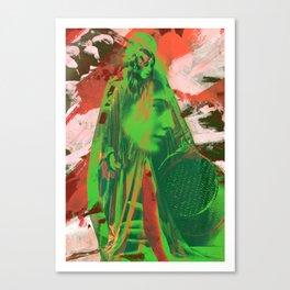 Break Away Canvas Print