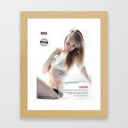FGM_Cover Framed Art Print