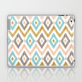 Sketchy Diamond IKAT Laptop & iPad Skin