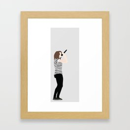 Jardine Framed Art Print