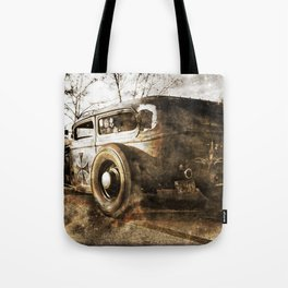 The Pixeleye - Special Edition Hot Rod Series III Tote Bag