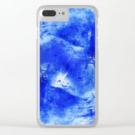 royals #4 Clear iPhone Case