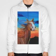 Arizona Horse Hoody