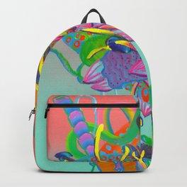 Alien Organisms 17 Backpack