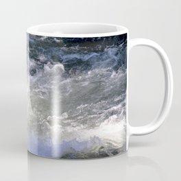 Morning Sun on the Rapids of Vallecito Creek, No. 2 of 2 Coffee Mug
