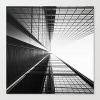 vertigo Canvas Prints featuring Vertigo by Daniel Hachmann