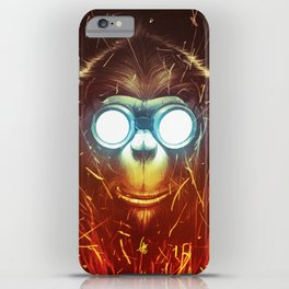 Monksmith II iPhone Case