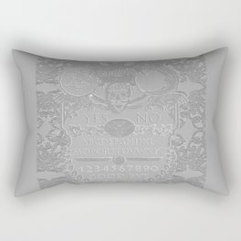 quija board II Rectangular Pillow