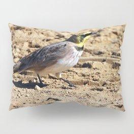 Mr. Horned Lark Pillow Sham