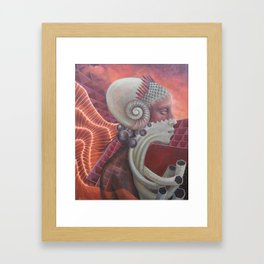 Among The Wilderness of Past Tomorrows Framed Art Print