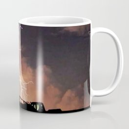 Mister Lightning Coffee Mug