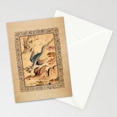 Flight of Dragons - Garden of Beasts Collection Stationery Cards