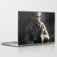 marc Laptop & iPad Skins featuring Marc Maron by Pavel Sokov