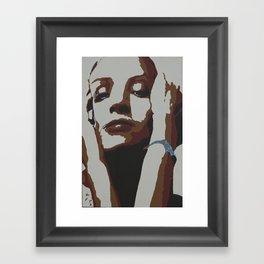 Uma Framed Art Print