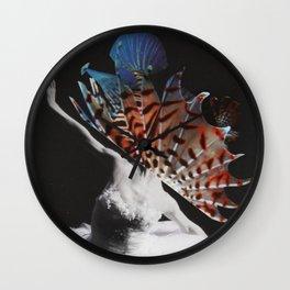 Prima Ballerina · UnderWaterLove Wall Clock