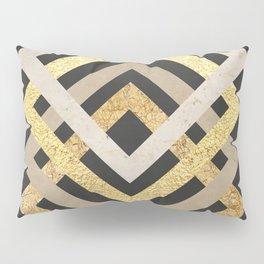 Modern and geometric art XX Pillow Sham