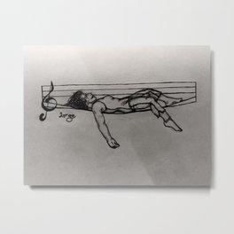 Largo Metal Print